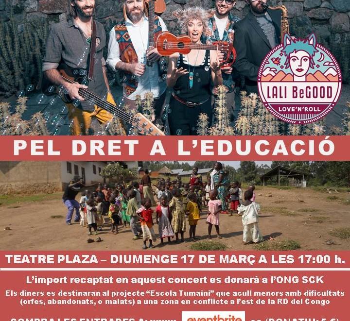 I Concert solidari Petit Mon