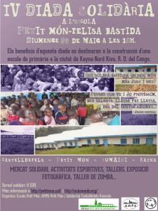 IV Jornada Solidària 26 de maig 2014