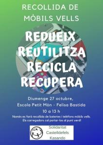 27-10-19 RECOLLIDA DE MÒBILS VELLS